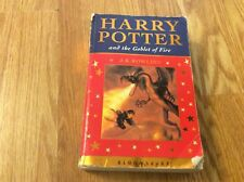 Harry Potter and the Goblet of Fire Paperback Book