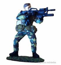 Marine Commando France tin Lead soldier Figure DelPrado