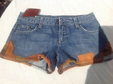 """NEW WITH TAGS 28"""" Replay Denim Shorts. Also Selling Similar."""