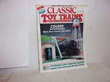 """CLASSIC TOY TRAINS MAGAZINE."""" COLBER ACCESSORIES""""...JULY.1993"""