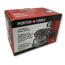 Porter Cable 380 1/4 Sheet Palm Sander - 2.0 Amp Motor - 13,500 OPM