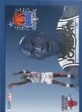 1992-93 Fleer All Star #6 Michael Jordan Off Centered