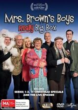 Mrs Brown's Boys: Really Big Box NEW DVD (Region 4 Australia)