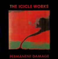 The Icicle Works - Permanent Damage (2018)  CD  NEW/SEALED  SPEEDYPOST