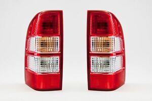Rear Tail Lights Lamps Set Pair Driver Passenger Left Right Ford Ranger 06-09