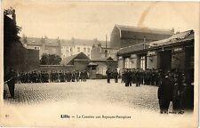 CPA LILLE .- La caserne des sapeurs pompiers  (190413)