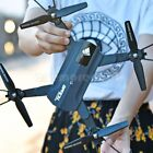 F196 Foldable Drone with Camera 2MP HD RC Quadcopter Optical Flow Drone #NEW