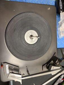 Turntable Vintage Garrard Model 1000 For Parts