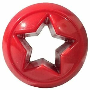 Planet Dog Orbeet Tuff Nook, Star, Red