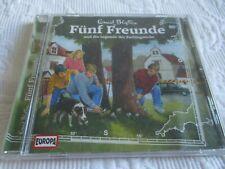 CD Hörspiel Fünf Freunde und die Legende der Zwillingseiche 98