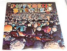 Various Artists:  Different Strokes  [Still-Sealed Copy]