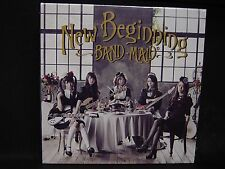 BAND-MAID New Beginning JAPAN CD + DVD Gacharic Spin Scandal Japan Girls Rock !