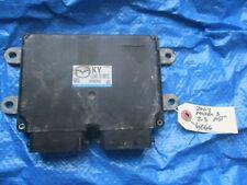 2006 MAZDA 3 FWD,4 CYL,AT ENGINE CONTROL MODULE # L32G 18 881B