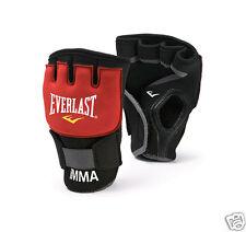 Everlast Original MMA Hand Wrap Open Finger Gloves Boxing Training Sports New