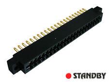 1pc 22 pin / way (1x22) CARD EDGE pitch 3,96mm straight PPCA22S033E00J3 BURNDY