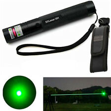 10 Miles Green 1mW 532nm Laser Pointer Pen Lazer Light Burning Beam Focus
