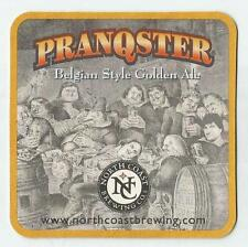 16 North Coast Pranqster / Scrimshaw Beer Coasters