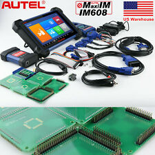 Autel MaxiIM IM608 OBD2 Full System Auto Diagnostic Tool Scanners ABS DPF SRS