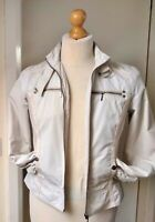 John Richmond Designer Debenhams Biker Style Jacket Ladies Womens Size 12