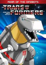 New: TRANSFORMERS: More Than Meets The Eye! Roar Of The Dinobots DVD