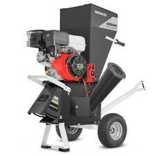 Biotrituradora ramas triturador motor gasolina 4 tiempos 20cv 6.5L- GREENCUT