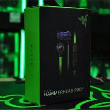 Razer Hammerhead Pro V2 In-Ear Écouteurs écouteurs Casque jeu PC portable gameur