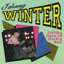 Johnny Winter - Golden days of Rock'n roll - CD -