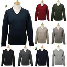 JOHN SMEDLEY Merino Wool Pullover, Gr. XL, NEU !