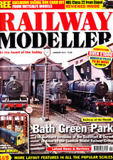 Railway Modeller Magazine - 2012 - Various Issues Available