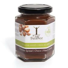 Balance No Sugar Added Hazelnut Chocolate Spread, Low Carb, High Fibre
