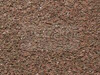 Pietrisco per massicciata ballast colore rosso marrone NOCH 09367 250 g Scala