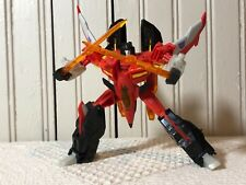 Transformers Generations Armada Starscream 100% w/,instructions,weapons, & book