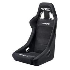 Sparco Street F200 Black Cloth Seat - 00917NR - FREE SHIPPING