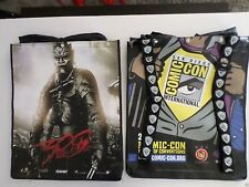 300 Rise of an Empire SDCC Comic Con 2013 EXCLUSIVE swag  bag cape movie WB