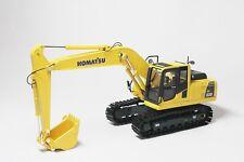 1/50 Scale Komatsu PC220 Excavator DieCast