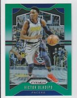 2019-20 Panini Prizm GREEN #114 Victor Oladipo - Indiana Pacers