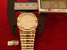 PIAGET FULL SOLID 18K GOLD 18MM BAND BRACELET LINK FOR 33MM TANAGRA