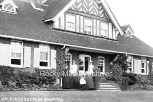 Qlp-13 The Cottage Hospital, Halstead, Essex. Photo