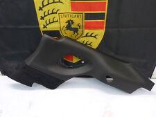 Porsche 911 997 Seitenverkleidung Verkleidung hinten rechts schwarz 99755507200