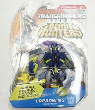 Hasbro Transformers Prime Beast Hunters : DREADWING Figure Decepticon Deluxe