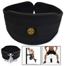 Golds Gym Dipping Belt Body Building Weight Lifting Dip Chain Exercise Gym Belt