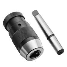 0.2-16mm Mandrin Sans Clé Serrage Auto-Serrant Perçage Lathe Drill MK1-MK4