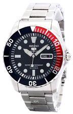 Seiko Automatic Divers 23 Jewels 100m Reloj SNZF15 SNZF15K1 SNZF15K para hombre