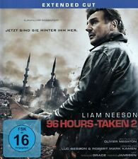 96 Hours - Taken 2 - Extended Cut - Blu Ray