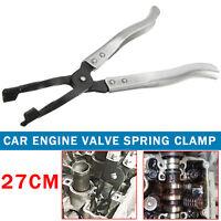 Car Engine Valve Spring Stem Gasket Clamp Pliers Installer Remover Removal Tool