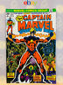 Captain Marvel #32 (7.5) VF- Thanos Crossover 1974 Bronze Age Key Issue