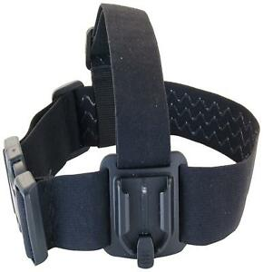 IronX DXG-9VH Vented Adjustable Head Strap Mount for IronX Cameras