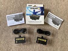 Paquetes de baterías recargables 2x Guitar Hero