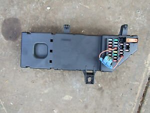 SAAB 93 9-3 9 3 2002-2007 FUSE RELAYS BOX  SPORT AERO ARC LINEAR CONVERTIBLE