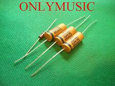 Compatible with  Fender Esquire 55-59 Vintage Repro capacitors & resist.